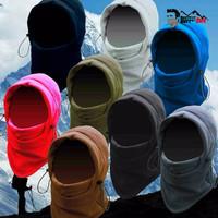 Jual HOT SALE fleece B4L4CL4VA polar 6 in 1 multifungsi (hicking mask, ther Murah