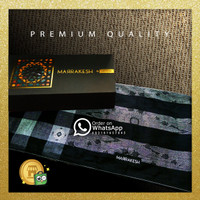 Jual Kain Sarung Premium Export Quality Gajah Duduk Motif Songket BL2 Murah