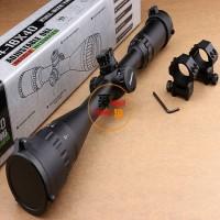 Teleskop Senapan Rifle scope LEAPERS UTG 4-16X40 AOME