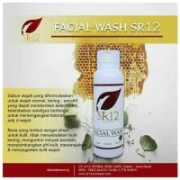 Jual Pembersih Wajah (Facial Wash) Madu 250 ml SR12 - Harga Distributor Murah
