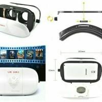 Kacamata 3D VR Max Virtual Reality Zoom Glasses for Smartphone