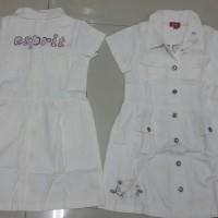 Dress putih espritt