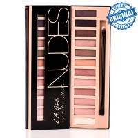 Jual LA Girl Beauty Brick Eyeshadow Nudes Murah