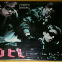 CD JTL - Enter The Dragon. Best Hits My Lecon