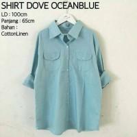 Shirt Dove Ocean Blue