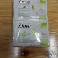Dove Shampo Total Hair Fall Treatment 10ML (isi 12)
