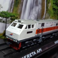 Miniature Kereta Lokomotif CC 203 0101 New