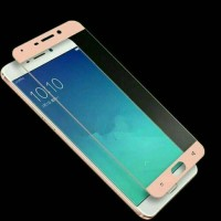 Tempered Glass Full Layar Oppo F1S / F1 S Selfi / A59 Warna Rose Gold