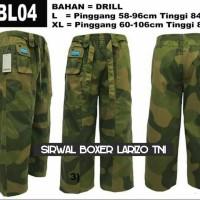SIRWAL TEMPUR LARIZO BOXER TNI