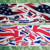 Striping Thailook England Flag Honda Scoopy Fi