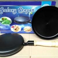 Jual Crepe Maker Galaxi/Wajan Kwalik Murah