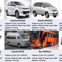 Rental Mobil/ kendaraan JOGJA