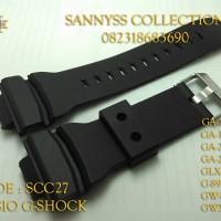 STRAP / TALI JAM CASIO GSHOCK GA-100 / GA-150 / GLX-150 / GWX-8900 DLL