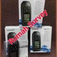 GARMIN GPS 73/ GPS GARMIN 73/ GARMIN GPS 73i Pengganti GPS 72H