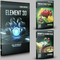 Video Copilot Element 3D Complete Studio Bundle