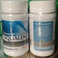 Fish / Salmon Lever Oil Squalene, Minyak Ikan Omega 3,6,9