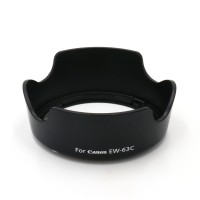 Flower Lens Hood EW-63C II For Canon EF 18-55mm IS STM