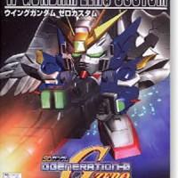 SD BB 203 Gundam Wing Zero Custom