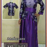 Jual Sarimbit Gamis Batik Couple Baju Pasangan Batik Pekalongan Murah 19 Murah