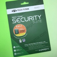 harga Kaspersky Internet Security Kis 1 Devices-tech Titan Security Suite 4 Tokopedia.com
