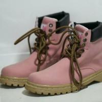 harga Sepatu Wanita Cewek Boot Docmart Tokopedia.com