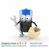 Cek Service Baterai iPhone 4 & 4S   Lombok   GadgetLombok