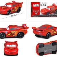 Tomica Cars C-15 Lightning McQueen