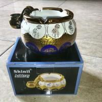 Asbak Keramik Shinil