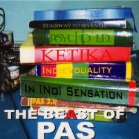 CD PAS BAND - THE BEST PAS (God Bless)