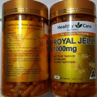 Royal Jelly 1000mg 365 Healthy Care Australia