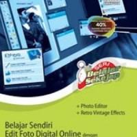 Belajar Sendiri Edit Foto Digital Online Dengan PIXLR Online