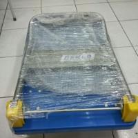 GOJEK HAND TRUCK 150 KG FIBER / TROLLEY LIPAT FIBER / DORONGAN BARANG