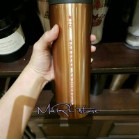 Starbucks Tumbler Reserve Troy Gold LIMITED EDITION