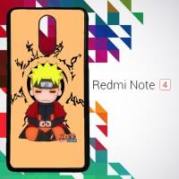 Naruto Chibi Uzumaki Hakke no Fuin Shiki 0175 Casing for Xiaomi Redmi