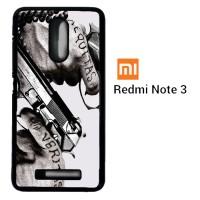 Aequitas vs Veritas 0411 Casing for Xiaomi Redmi Note 3, Note 3 Pro Ha