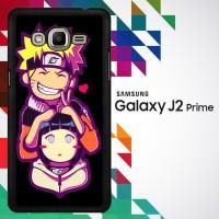 Naruto Hinata - Naruhina 0033 Casing for Galaxy J2 Prime Hardcase 2D