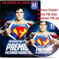 FB TO HERO | Cara Lengkap Belajar Facebook ADS + Bonus Mantap