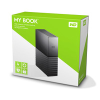 WD My Book Essential 4TB