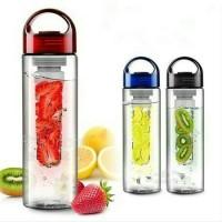 Jual Botol minum buah / Tritan plastic BPA FREE Murah