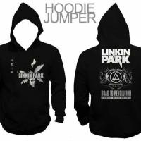 jaket sweater Hoodie jumper linkin park keren murah