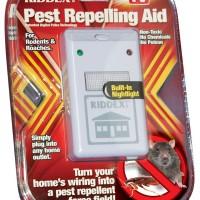 Jual alat Pengusir Kecoak Tikus, Nyamuk Lalat  Riddex Plus Pest Controller Murah