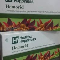 Hemorid utk wasir by H2 health & happines