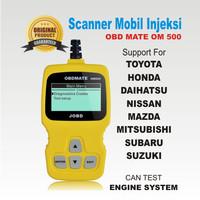 Scanner Mobil Injeksi ( Original ) OBD MATE OM 500 / Alat Scan Mobil