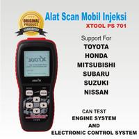 Alat Scan Mobil Injeksi ( Original ) XTOOL PS 701 / Scanner Mobil