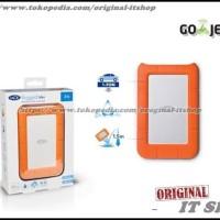 Harddisk / HDD / HD / Lacie Rugged Mini 2TB USB 3.0 / Hardisk External