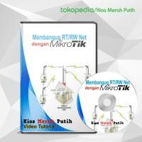 Membangun RT RW Net dengan Mikrotik 2 DVD