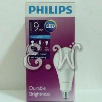Lampu / Bohlam LED Philips E27 19 Watt (19W) Putih (Cool Daylight)