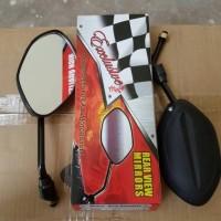 Spion Motor Variasi Model Beat standar Untuk Motor Honda dan Yamaha