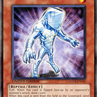 Kartu Yugioh Worm Hope [Common]