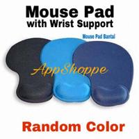 Jual MOUSE PAD Ergonomically Wrist Rest Mousepad Bantal Murah